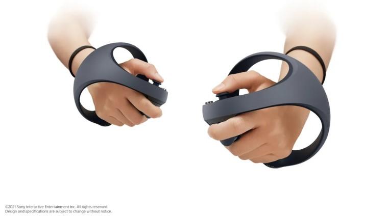 کنترلر VR نسل جدید پلی استیشن 5 سونی معرفی شد