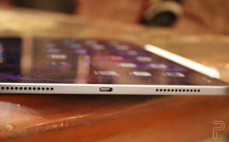 آیپد پرو آینده اپل با پورت تاندربولت از راه می رسد