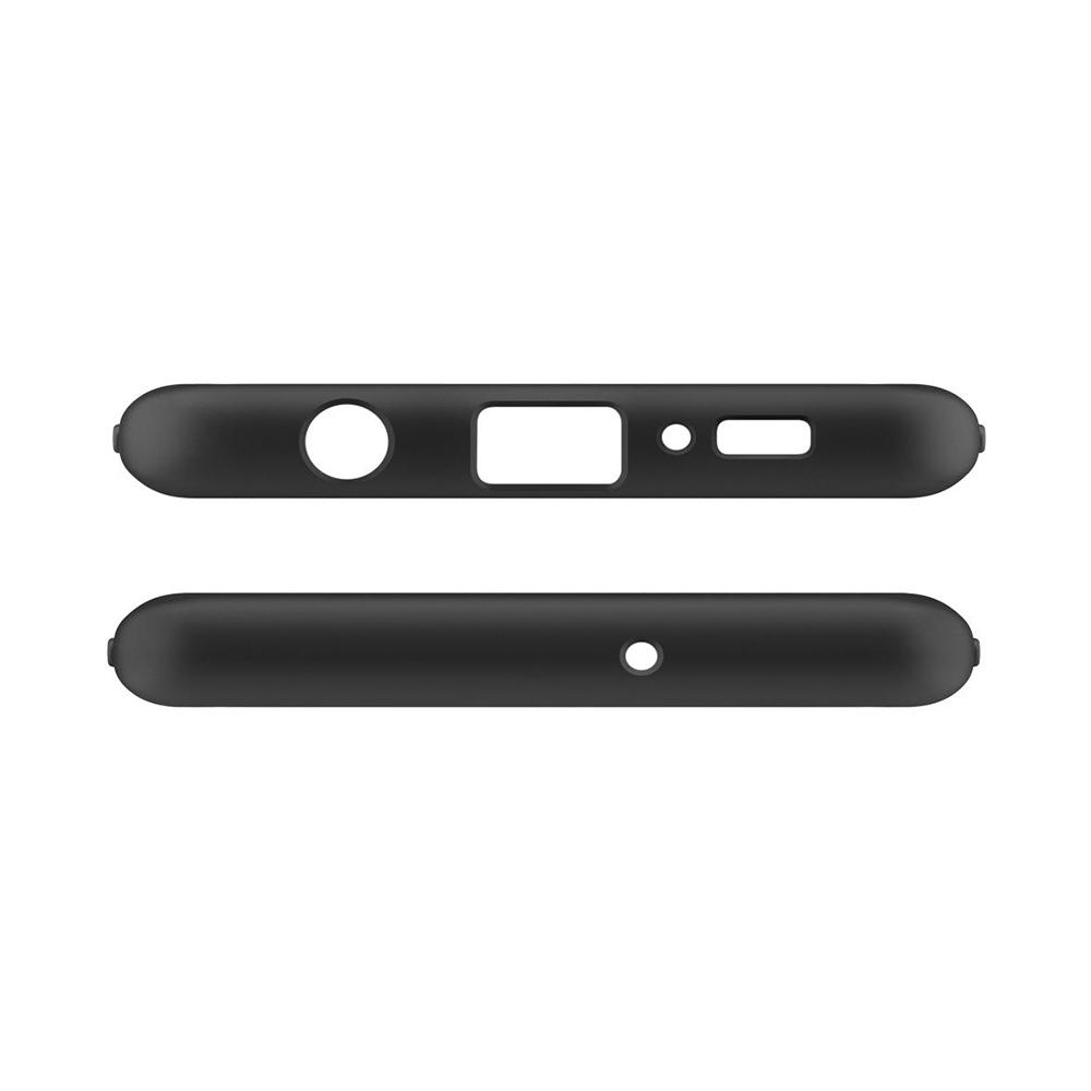 کاور اسپیگن مدل Silicone Fit سامسونگ S10 Plus