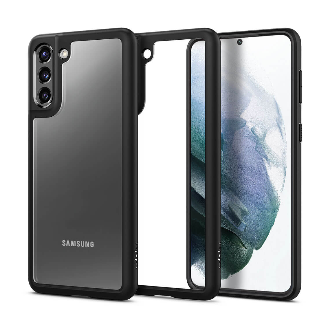 قاب اسپیگن Ultra Hybrid سامسونگ Galaxy S21