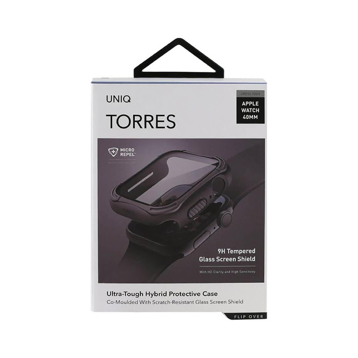 محافظ صفحه نمایش TORRES اپل واچ 40MM