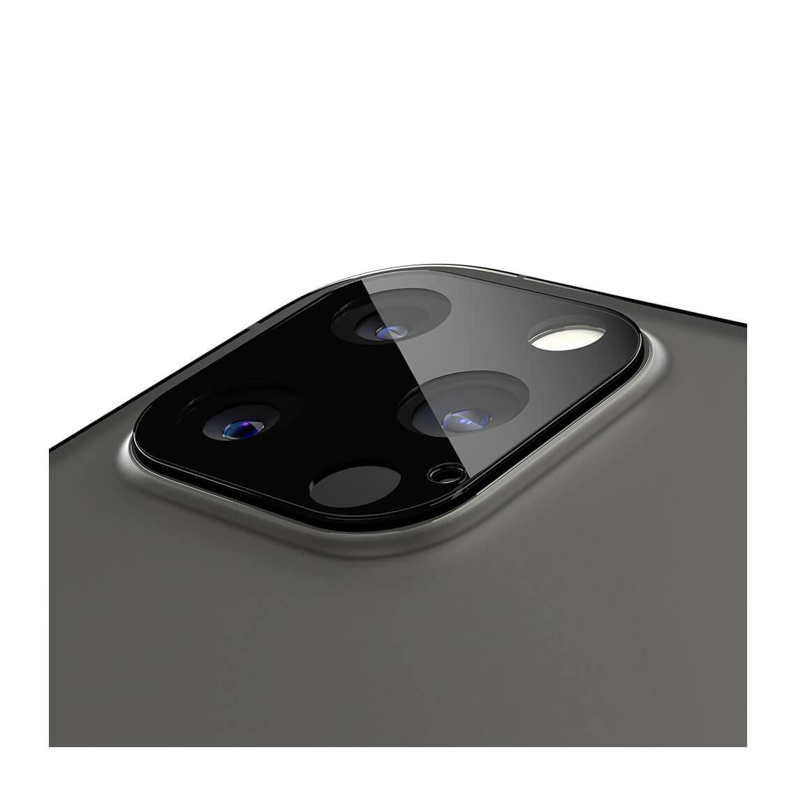 محافظ لنز دوربین Optik GLAS.tR آیفون 12 Pro Max