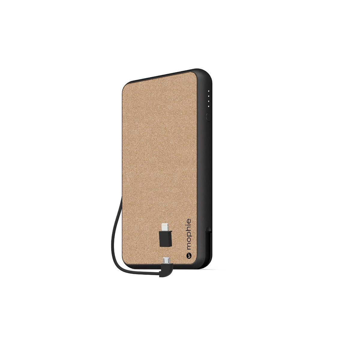 پاوربانک موفی مدل powerstation plus XL پارچهای