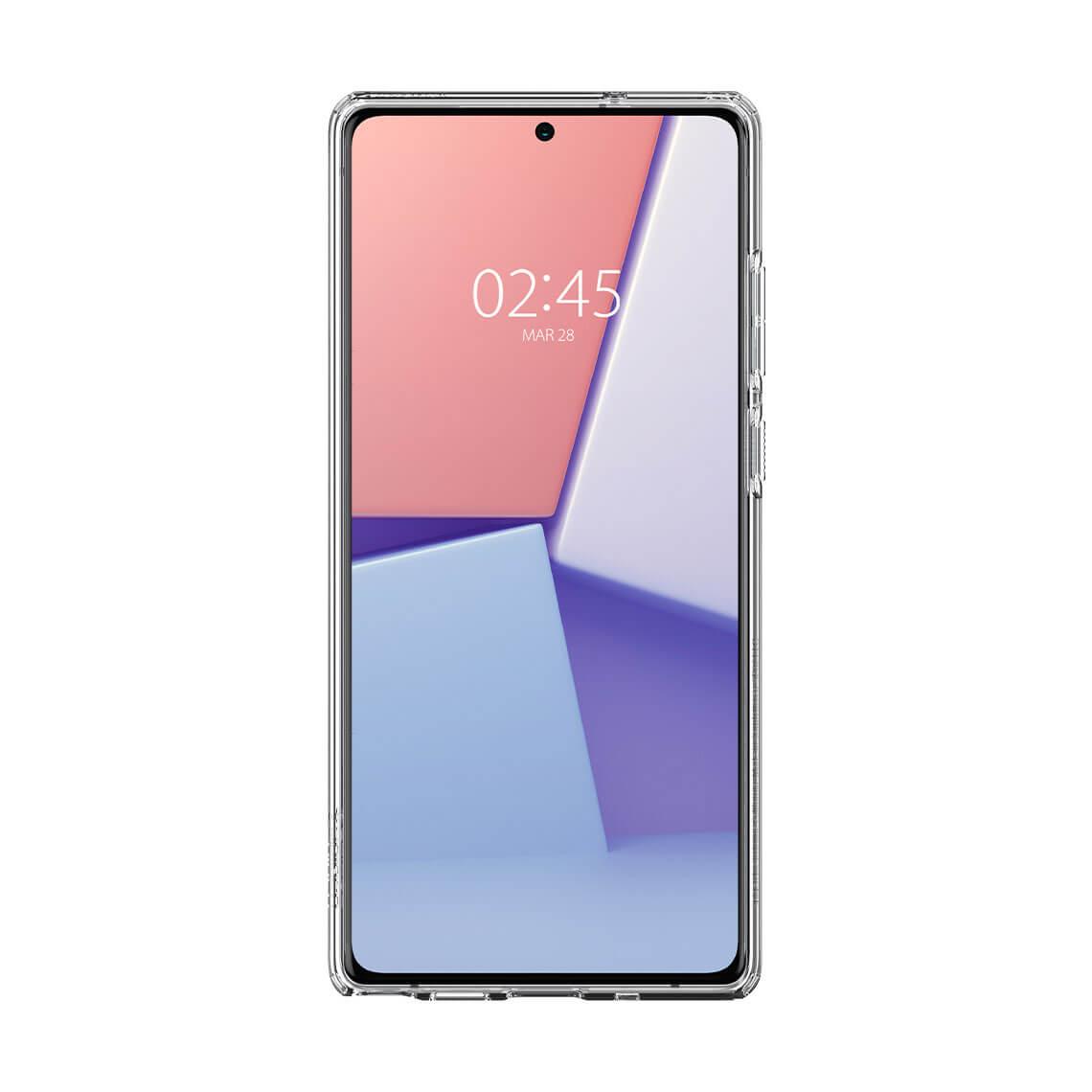 کاور اسپیگن مدل Crystal Flex سامسونگ Galaxy Note 20