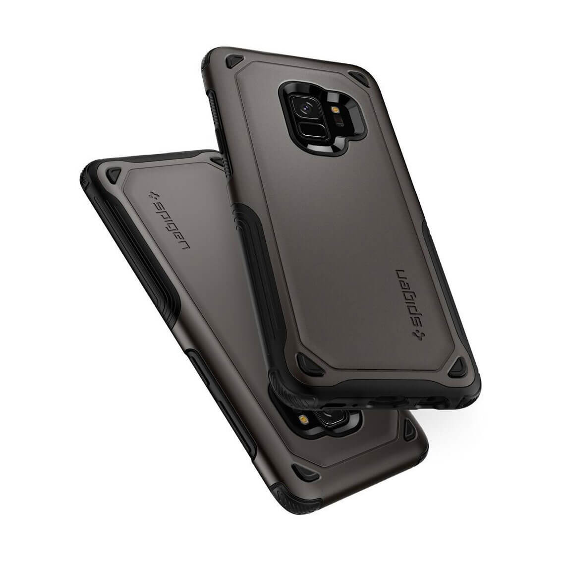کاور اسپیگن مدل Hybrid Armor سامسونگ Galaxy S9