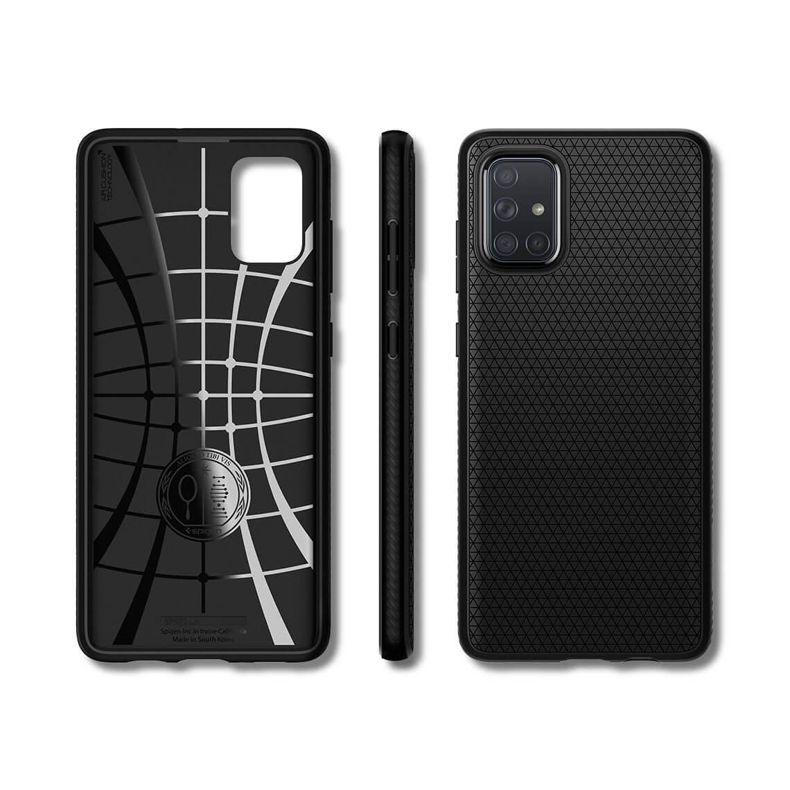 کاور اسپیگن مدل Liquid Air سامسونگ Galaxy A71