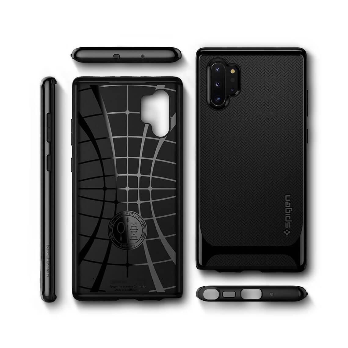 کاور اسپیگن مدل Neo Hybrid سامسونگ +Note 10
