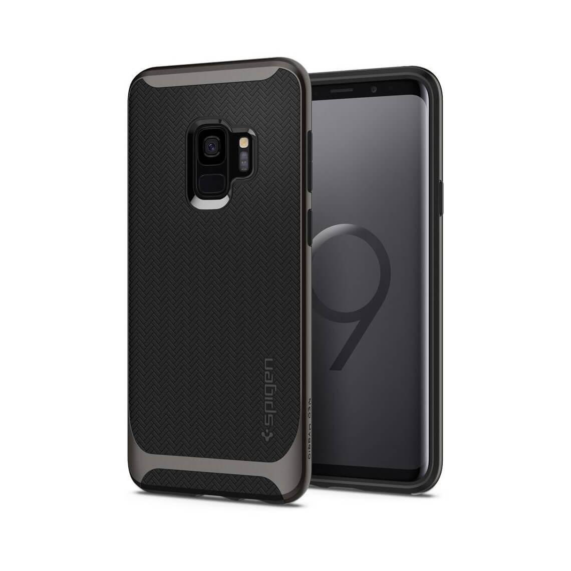 کاور اسپیگن مدل Neo Hybrid سامسونگ Galaxy S9
