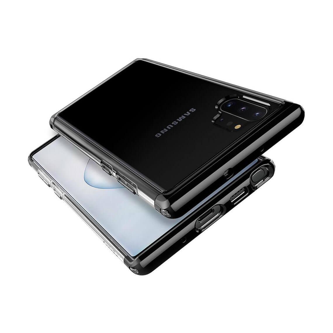 کاور اسپیگن مدل Neo Hybrid NC سامسونگ +Note 10