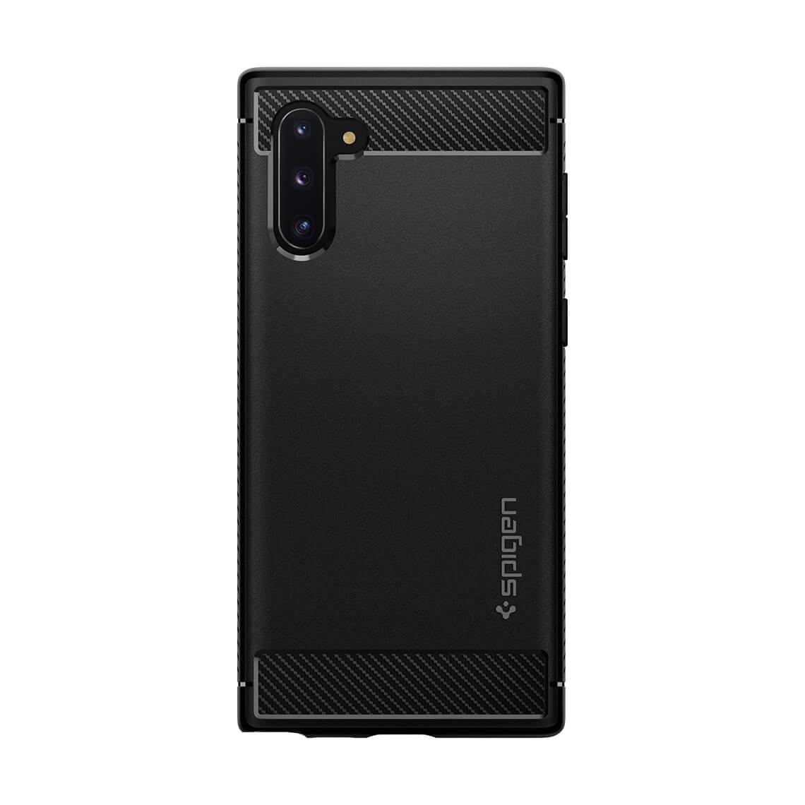 کاور اسپیگن مدل Rugged Armor سامسونگ Galaxy Note 10