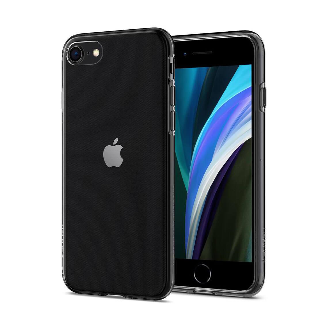 کاور اسپیگن مدل Liquid Crystal آیفون iPhone SE 2020 / 8 / 7