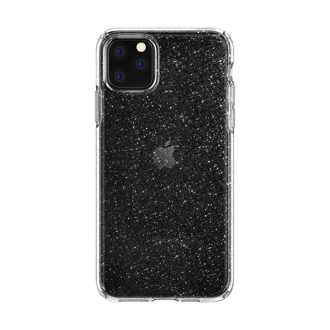 کاور اسپیگن مدل Liquid Crystal Glitter آیفون 11 Pro