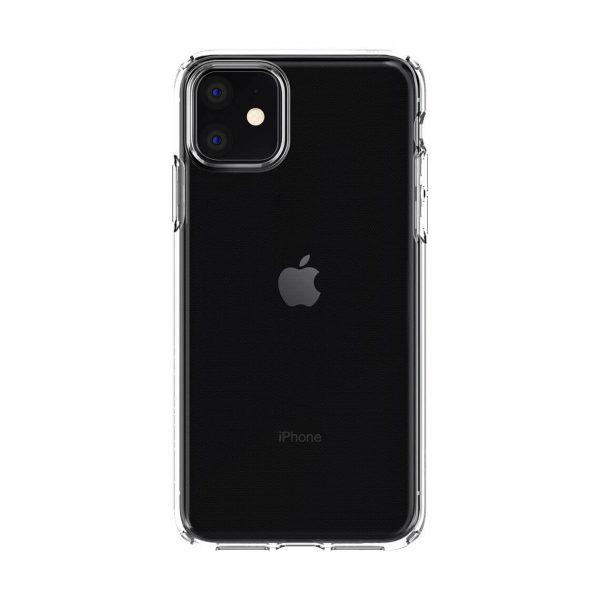 کاور اسپیگن Liquid Crystal Space اپل iPhone 11
