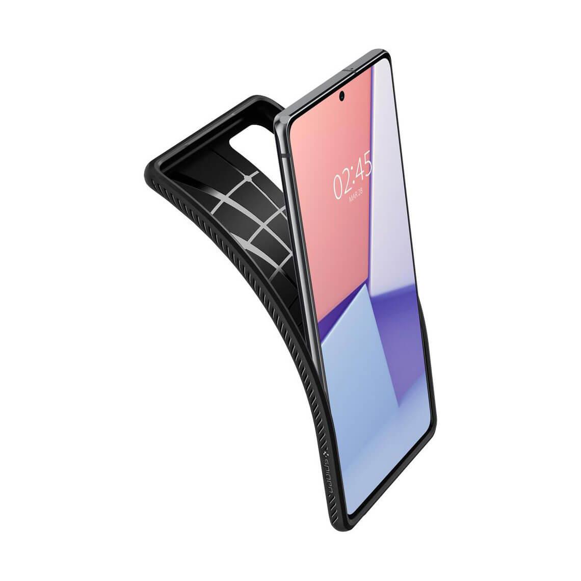 کاور اسپیگن Liquid Air سامسونگ Note 20 5G