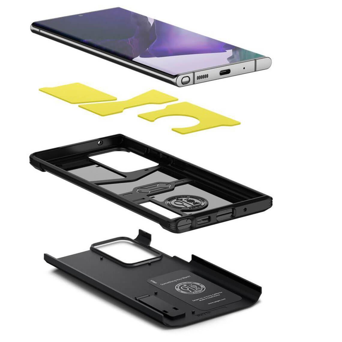 کاور اسپیگن Tough Armor سامسونگ Galaxy Note 20 Ultra