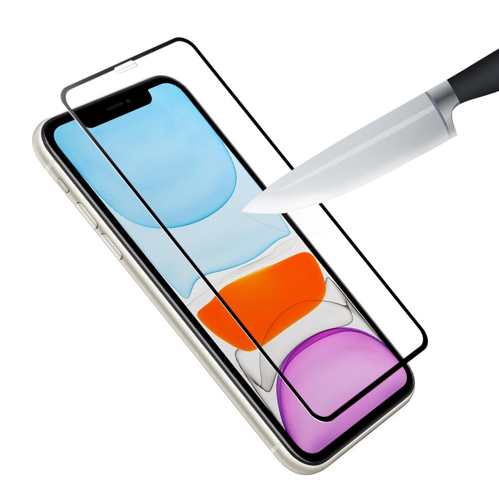 محافظ صفحه نمایش JCPAL مدل Preserver-Super Hardness مناسب برای iPhone 11