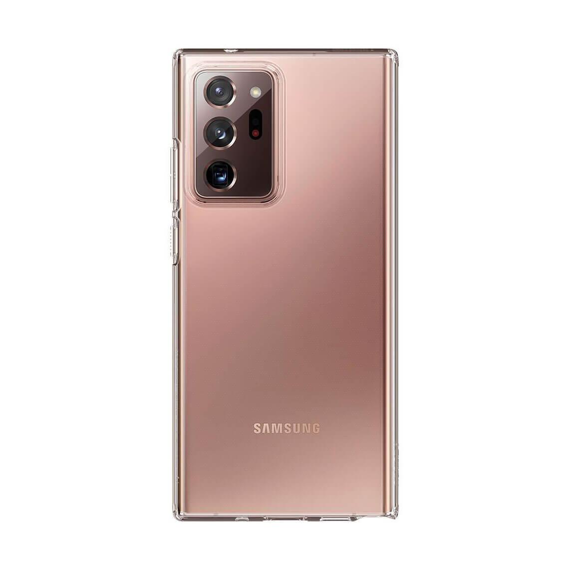 کاور اسپیگن Crystal Flex سامسونگ Galaxy Note 20 Ultra