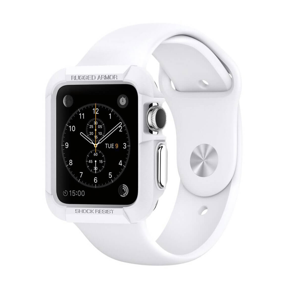 کاور اپل واچ اسپیگن Rugged Armor مناسب (Apple Watch (42mm