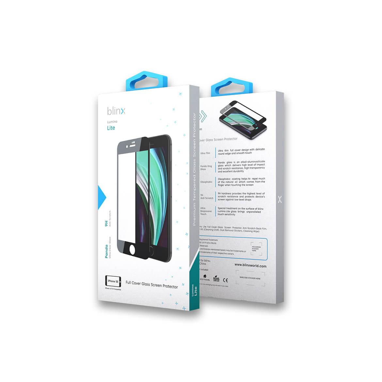 محافظ صفحه نمایش بلینکس Lumino برای iPhone SE 2020