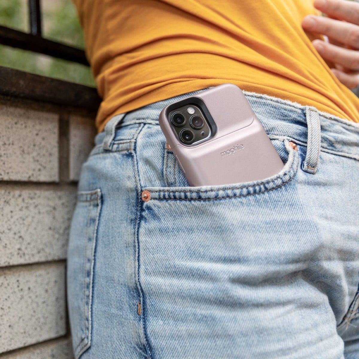 پاور بانک و قاب شارژ موفی مدل Juice Pack Access برای آیفون 11 Pro Max
