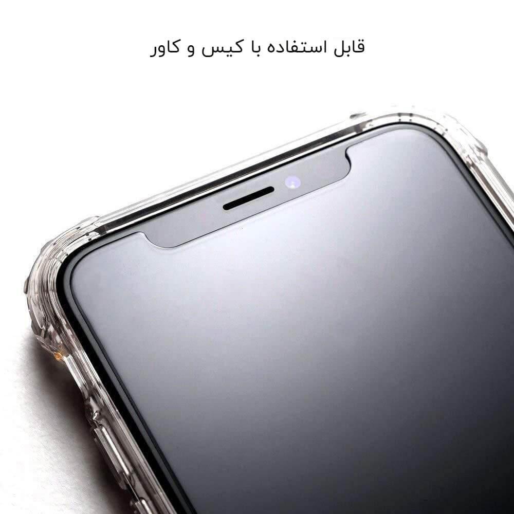 محافظ LCD اسپیگن GLAS tR Slim آیفون 11 Pro Max