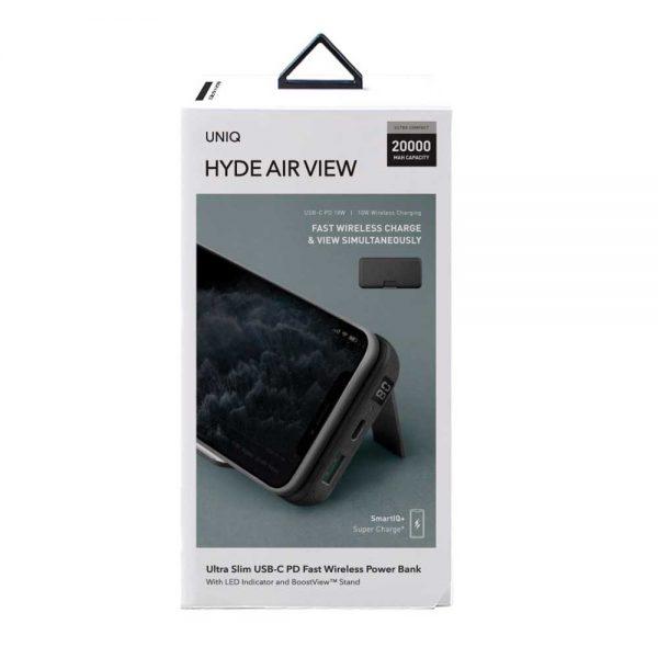 اوربانک 20000mhA یونیک مدل HYDEAIR VIEW 20000