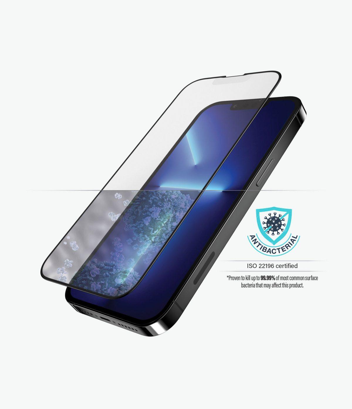 گلس محافظ صفحه نمایش آیفون ۱۳ پرو مکس برند G-Tech مدل G FORCE